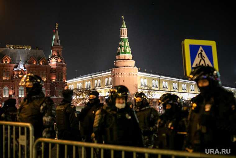 Москва Навальный митинги