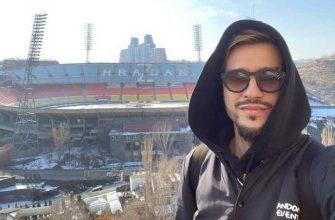 КраСава прилетел в Екатеринбург зачем видео Евгений Савин видео блогер футболист Урал